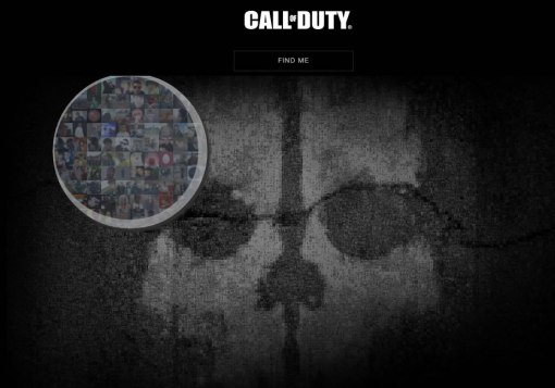 COD Ghosts Mosaic